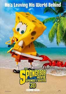 3D The SpongeBob Movie: Sponge Out of Water