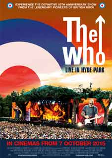 The Who - in Hyde Park