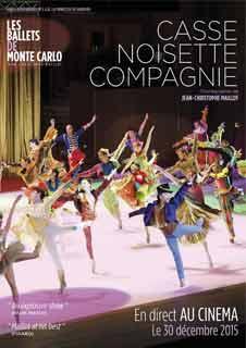 Casse-Noisette Compagnie LIVE from Les Ballets de Monte Carlo